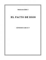 009 El pacto de Dios