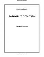 018. Sodoma y Gomorra