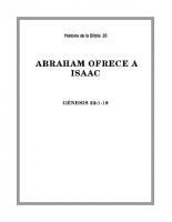 020 Abraham ofrece a Isaac