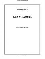 025. Lea y Raquel