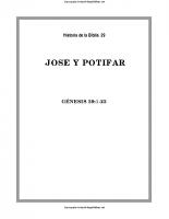029. Jose y Potifar