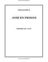 030. Jose en prision