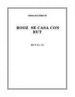 069 Booz se casa con Rut