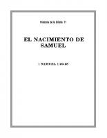 071 El nacimiento de Samuel