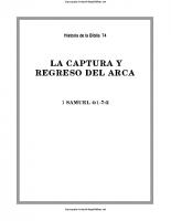 074. La captura y regreso del arca
