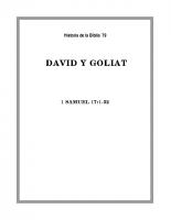079 David y Goliat