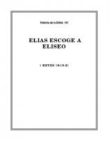 101 Elias escoge a Eliseo