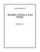 104 Eliseo ayuda a una Viuda