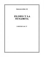 105 Eliseo y la Sunamita