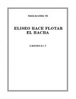 109 Eliseo hace flotar el hacha