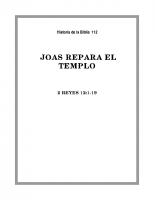 112 Joas repara el Templo (1)