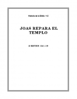 112 Joas repara el Templo