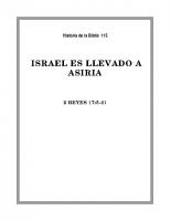 115 Israel es llevado a Asiria