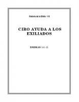 119 Ciro ayuda a los exiliados