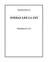 126 Esdras lee la Ley