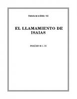 142 El llamamiento de Isaias