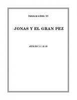 161 Jonas y el gran Pez