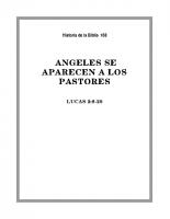 168 Angeles se le aparecen a los Pastores