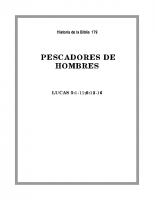 179 Pescadores de Hombres