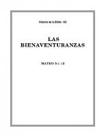 182 Las Bienaventuranzas