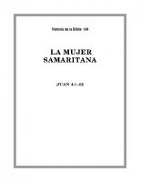 184 La mujer Samaritana