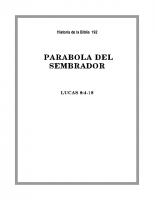 192 Parabola del sambrador