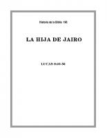 196 La hija de Jairo