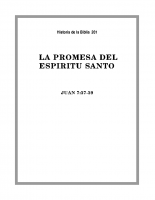 201 La promesa del Espiritu Santo
