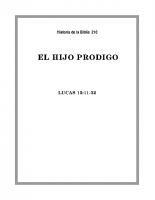 210 El hijo prodigo