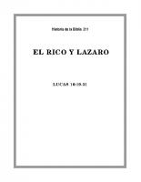 211 El rico y Lazaro