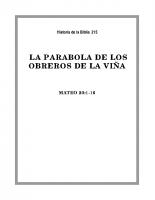 215 La parabola de los obreros de la Viña