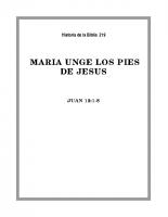 219 Maria unge los Pies de Jesús