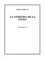 225 La ofrenda de la Viuda (1)