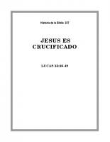 237 Jesús es crucificado