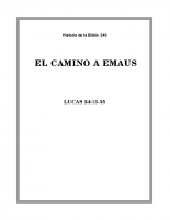 240 El camino a Emaus