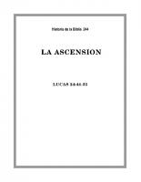 244 La ascension