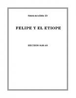 251 Felipe y el Etiope