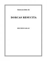 253 Dorcas resucita