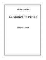 255 La vision de Pedro