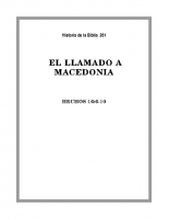 261 El llamado a Macedonia
