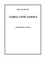 267 Pablo ante Agripa
