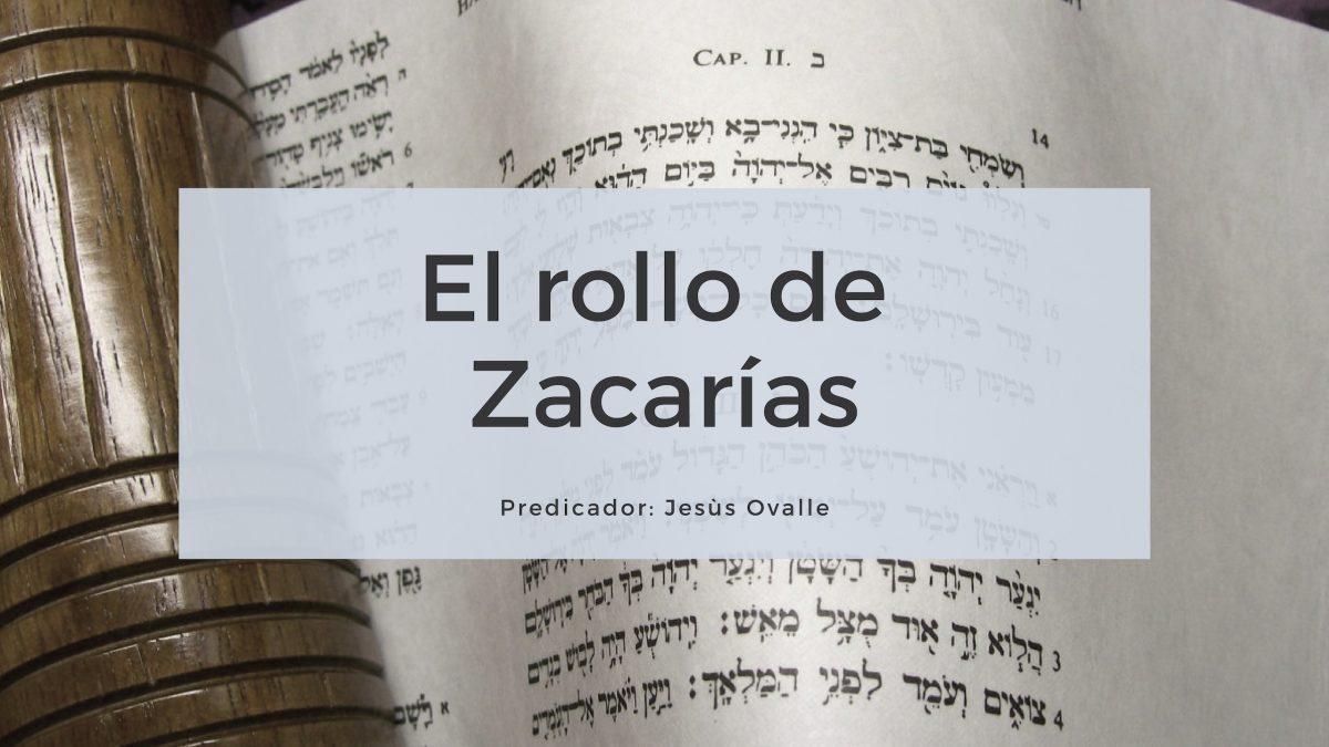 El rollo de Zacarías