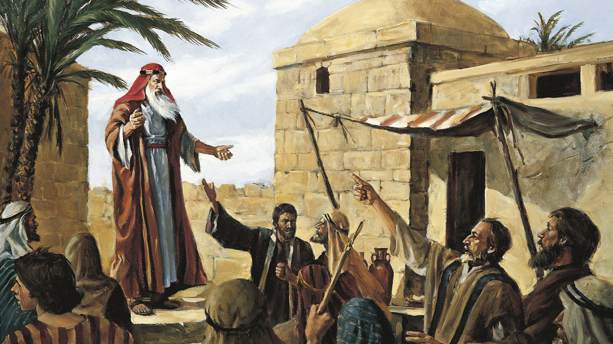 La iglesia en profecía