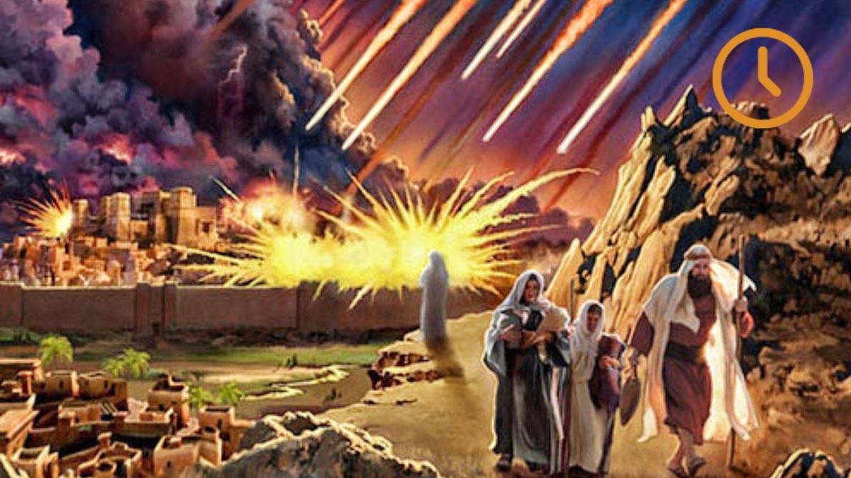 Cuando Sodoma vivió en Lot